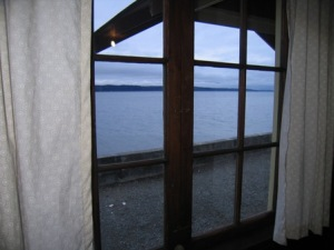 cabin-window-cama-state-park